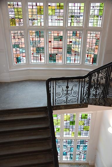 Bridget Jones Glass The Rose Window Bury